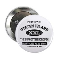 "Property of Staten Island 2.25"" Button (10 pack)"
