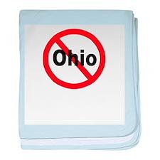 Ohio Infant Blanket