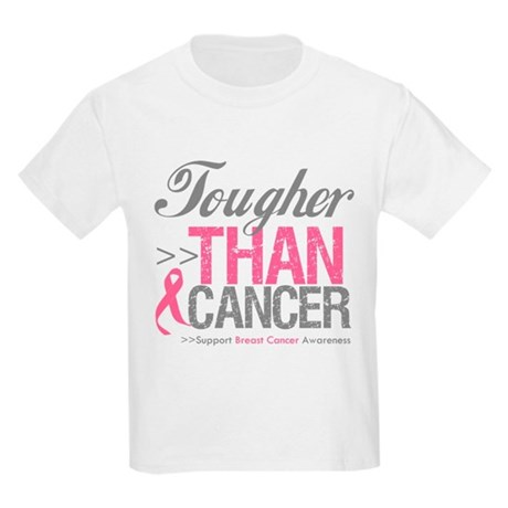 Tougher Than Cancer Kids Light T-Shirt