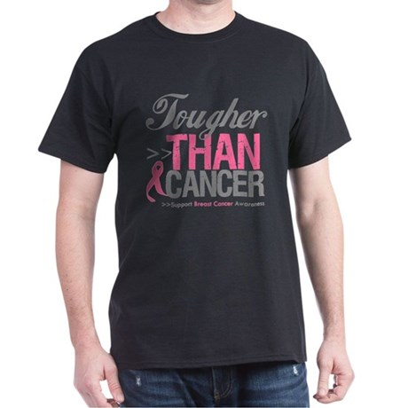 Tougher Than Cancer Dark T-Shirt