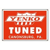 Yenko Tuned Banner