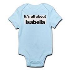 It's all about Isabella Infant Creeper