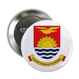 Kiribati Coat of Arms 2.25&quot; Button (10 pack)