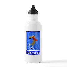 Layback Figure Skating Water Bottle