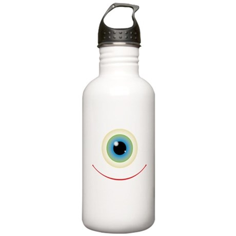 Cyclops Monster Stainless Water Bottle 1.0L
