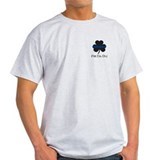 "Irish Police ""Men of Law"" T-Shirt - Grey"