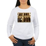 Singapore Shopkeeper Homes Women's Long Sleeve T-S