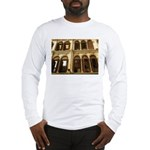 Singapore Shopkeeper Homes Long Sleeve T-Shirt