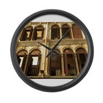 Singapore Shopkeeper Homes Large Wall Clock