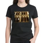 Singapore Shopkeeper Homes Women's Dark T-Shirt