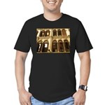 Singapore Shopkeeper Homes Men's Fitted T-Shirt (d