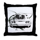 Exige Throw Pillow