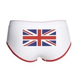 UNION JACK UK BRITISH FLAG Women's Boy Brief