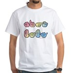 Pastel SIGN BABY SQ White T-Shirt