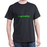 Kryptonite - Black T-Shirt