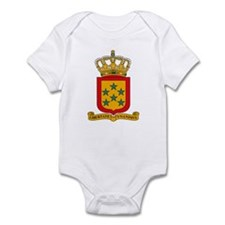 Netherland Antilles Coat of A Infant Creeper