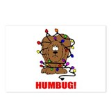 Humbug Doggie Postcards (Package of 8)