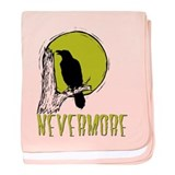 Nevermore Infant Blanket