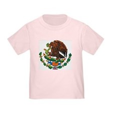 Mexican Coat of Arms T