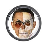 Obamanation Wall Clock