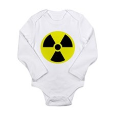 Radioactive Long Sleeve Infant Bodysuit