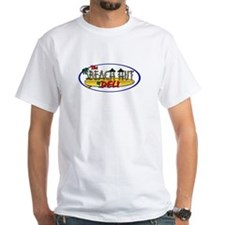 Beach Hut Deli T-Shirt (Lg Logo)