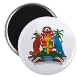 "Grenada Coat of Arms 2.25"" Magnet (10 pack)"