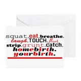 Homebirth Greeting Cards (Pk of 10)