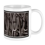Ropes for the Rigging BW2 Mug