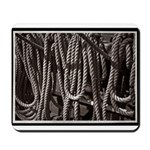Ropes for the Rigging BW2 Mousepad