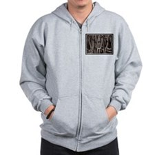 Ropes for the Rigging BW2 Zip Hoodie