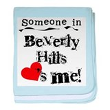 Beverly Hills Loves Me Infant Blanket