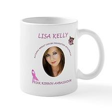 Lisa Kelly NBCF Mug