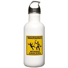 Morris Dancers Water Bottle