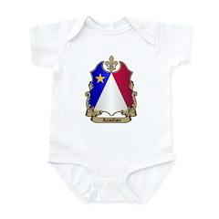 Acadian Shield Infant Creeper