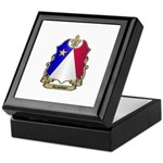 Acadian Shield Keepsake Box