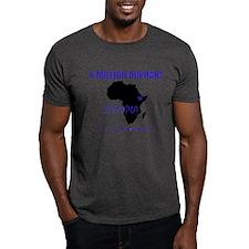 6 Million_ROYAL_edited-1 T-Shirt