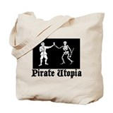 Pirate Utopia - Bartholomew R Tote Bag