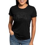 MAROON Organic Kids T-Shirt (dark)