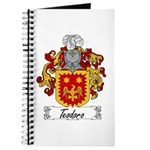 Teodoro Coat of Arms Journal