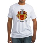 Teodoro Coat of Arms Fitted T-Shirt