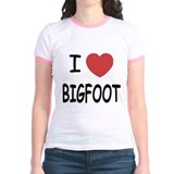 I heart bigfoot T