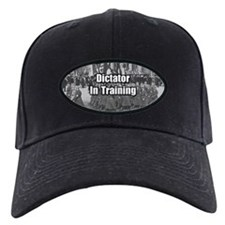 Dictator In Training cap