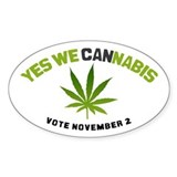 Cannabis Decal