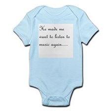 glittertastic Infant Bodysuit