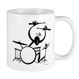 Drummer Small Mugs