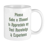 Vast Knowledge Mug