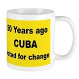 50 YEARS AGO CUBA VOTED FOR CHANGE