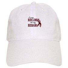Wear Burgundy - Husband Baseball Cap