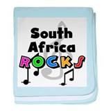 South Africa Rocks Infant Blanket